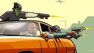 GANG WAR IN THE CITY! | GTA SA Online