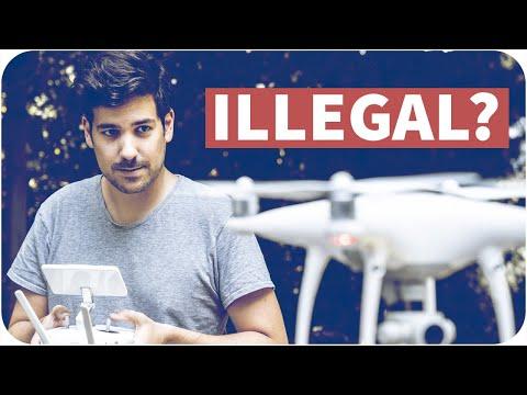 Was darf man eigentlich noch? - Drohne fliegen in Deutschland