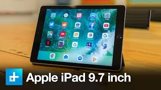 Apple iPad 9 7 inch (2017) - Hands On Review