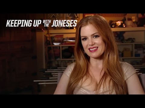 Video trailer för Keeping Up With the Joneses   A Lot In Common   Now on Digital HD, Blu-ray & DVD