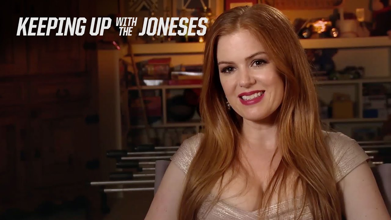 Video trailer för Keeping Up With the Joneses | A Lot In Common | Now on Digital HD, Blu-ray & DVD