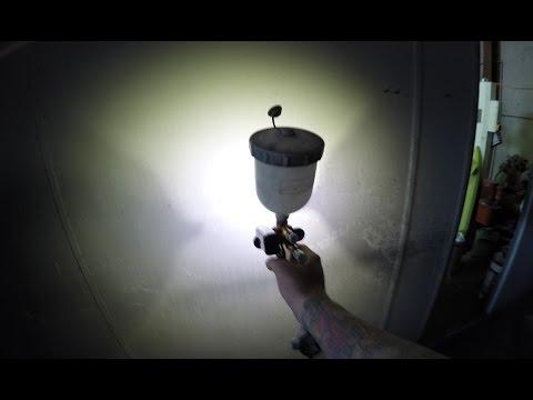 LumaIII Spray Gun Light Review