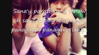 Daniel Padilla - Prinsesa w/ Lyrics (KathNiel)