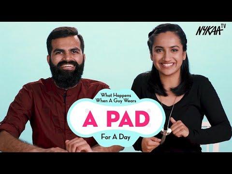 When A Boy Wears A Sanitary Pad For A Day | Period Edition - Part 1 | Urooj Ashfaq