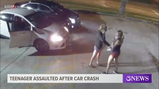 Corpus Christi Teen Assaulted After Car Crash