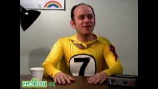 Sesame Street: Seven's Interrogation