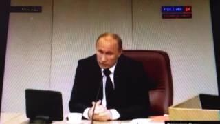 В.Путин об Ульяновске