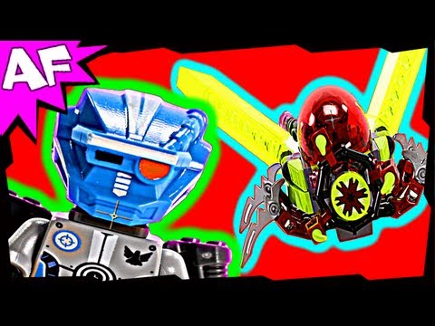Vidéo LEGO Galaxy Squad 70700 : L'essaim spatial