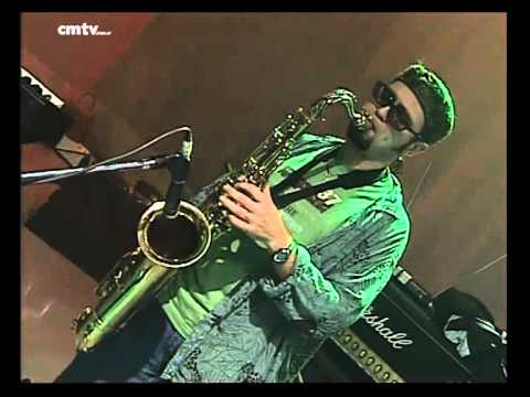 Jóvenes Pordioseros video Hombre Rock and Roll - Escenario Alternatvo 2005