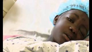 """""""Sitya loss"""" dancer, Patrcia Nabakooza, recovering from accident injuries"""