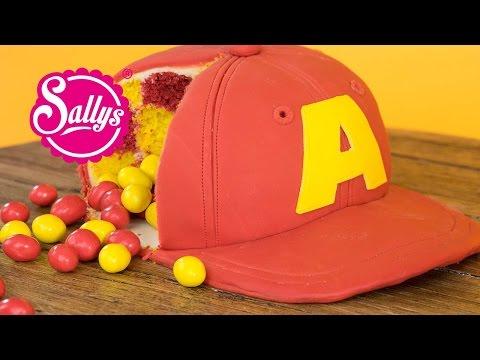 Alvin and the Chipmunks - Basecap Motivtorte / 3D Torte / 3D Cake / Sallys Welt
