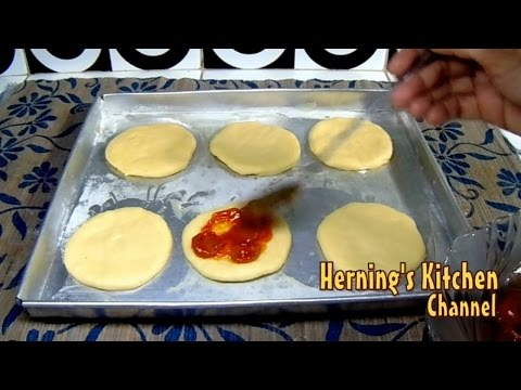 Video Resep Cara Membuat Pizza Mini Sederhana