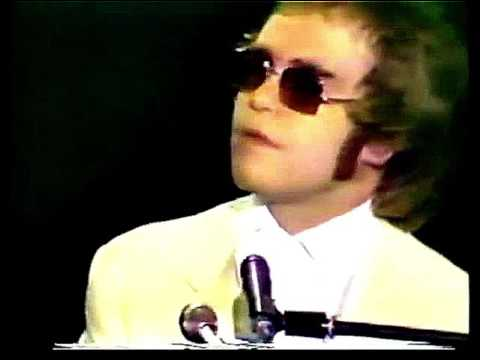 Elton John - Border Song (Live at the Royal Festival Hall 1972) HD