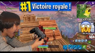 LE KIKOU LE PLUS FORT SUR FORTNITE ! TOP 1 EN LIVE OMG! LIVE RAMADAN