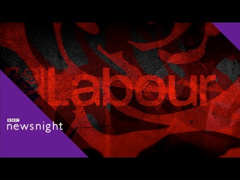 The Labour Party and anti-Semitism - BBC Newsnight