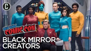 Download Youtube: Black Mirror Creators Talk Upcoming Season, Favorite Episodes, and Uber Ratings - NYCC 2017