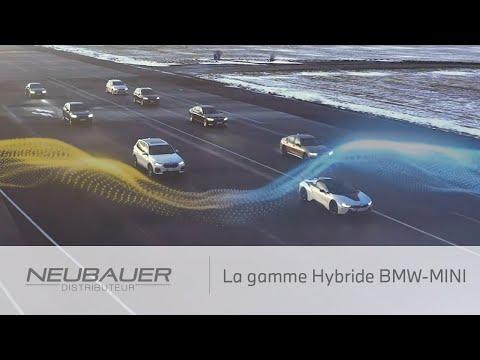 TOURNEE HYBRIDE BMW