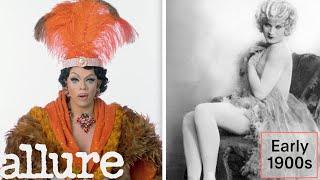 """RuPaul's Drag Race Cast Explains The History Of Drag Culture | Allure"