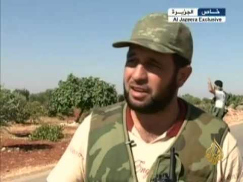 أساليب النظام السوري العسكرية في مواجهة الثوار