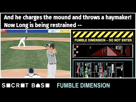 You made us hit 3,000 batters   Fumble Dimension