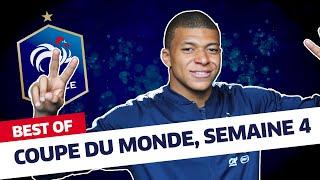 """Équipe de France, le """"Best of"""" des Bleus (semaine 4), Inside I FFF 2018"""