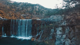 Flying Over Waterfalls - Cinematic FPV