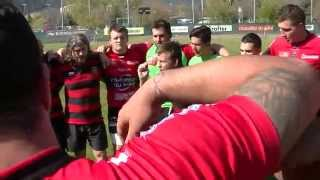 preview picture of video 'Rugby Espoirs RCT Toulon vs Racing Métro 92 Après-Match Stade Ange Siccardi Live TV 2015'