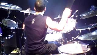 Michael Vafiotis drum cam - Submission For Liberty