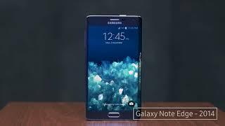 Nhìn lại lịch sử dòng Galaxy Note của Samsung