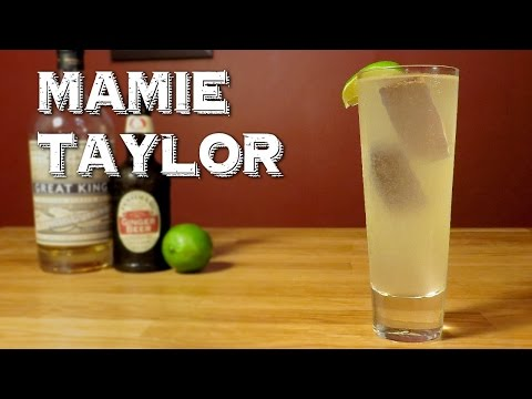 Mamie Taylor – the Original Moscow Mule Made with Scotch Whisky