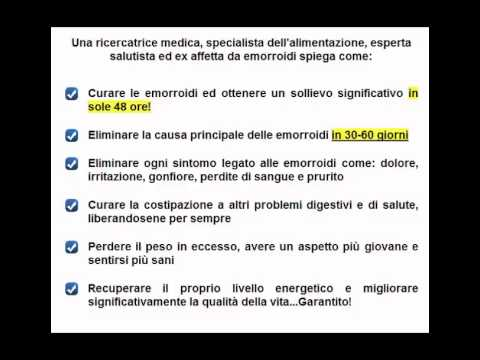 Da dove le incrinature anali intraprendono