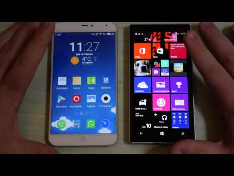 Meizu MX4 vs Nokia Lumia 930