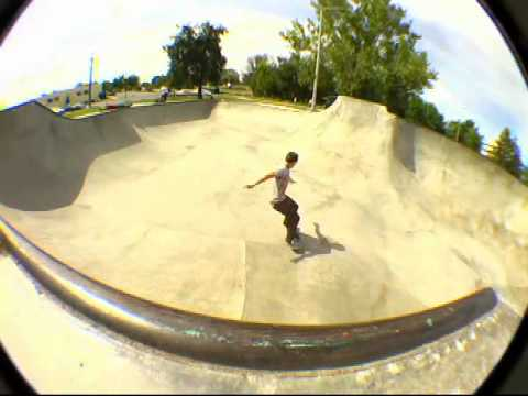 A day at Richland Skatepark Montage