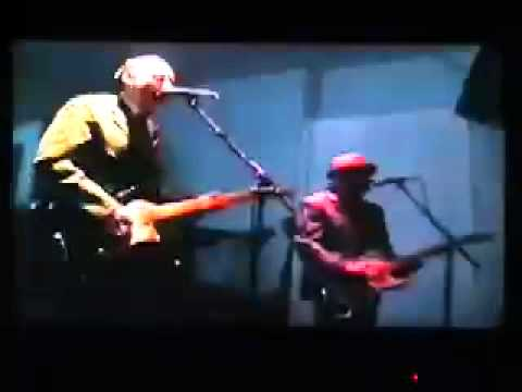 Monks Punks and Drunks- Taurus Trakker with Mick Jones