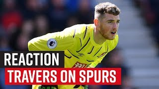 THE DREAM DEBUT | Mark Travers On Spurs Win And Clean Sheet