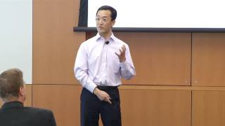 Click here to watch the Discovery Talk by Li Wu