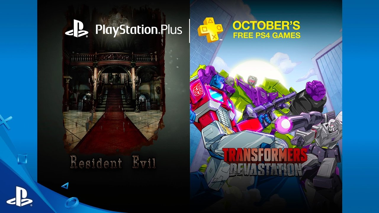 PlayStation Plus: Free Games for October 2016 – PlayStation Blog