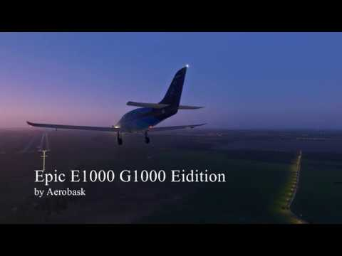 Steam Community :: Video :: X-plane 11 Aerobask G1000 nice