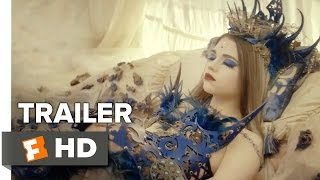 The Curse Of Sleeping Beauty Official Trailer 1 2016  Ethan Peck India Eisley Movie HD