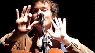 Damien Rice - The Professor & La Fille Danse (Grado Festival, Italy 2012-07-25)