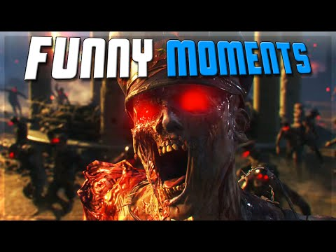 Black Ops 3 Funny Moments - \