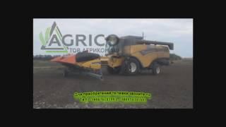 Тележка для жатки Дон (Дон 1500) от компании Агрикомаш ООО - видео
