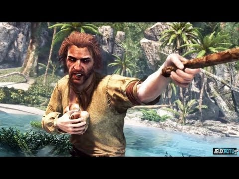 Assassin's Creed 4 Le Casting Bande Annonce VF