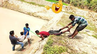 Comedy Video 2020 | You Must Be Laugh | Top Funny Video Ep7 _Famous Emon