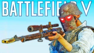 The most *TRIGGERING* gun in Battlefield 5 - YouTube