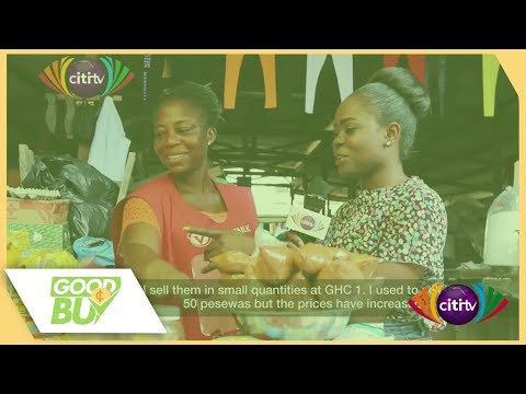 Good buy Episode 9 (What is the cost of foodstuff at Lapaz new market)