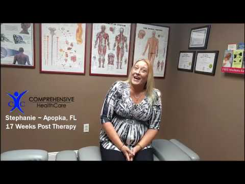 Stephanie - Shoulder Pain