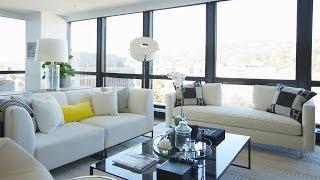 Interior Design – Tour A Warm And Luxurious Condo
