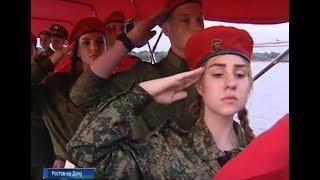 Ростовчане почтили память погибших в годы Великой Отечественной войны