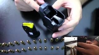 UpLula Pistol Mag Loader & Unloader 9mm to 45ACP / Magazine Speed Loader Review